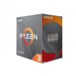 MICROPROCESADOR AMD RYZEN 3 3100 AM4 SIN  VIDEO