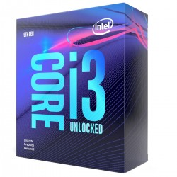 MICROPROCESADOR INTEL CORE I3 9100F QUADCORE 6MB 3.6GHZ 1151V.2