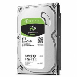 Disco duro int 1TB SATA 6 Gb/s 64MB Barracuda SEAGATE