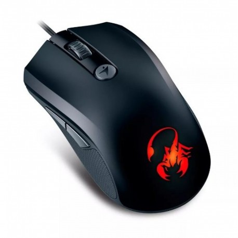 Mouse GX Genius X-G600 USB Black