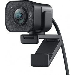Web Cam Logitech Stream Cam Plus Graphite