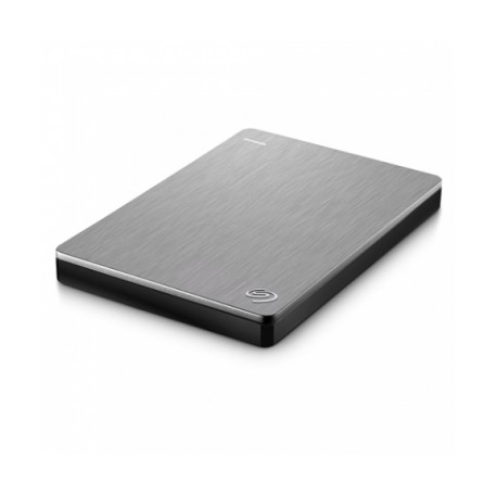 DISCO EXTERNO 2TB SEAGATE BACKUP PLUS SLIM PLATA