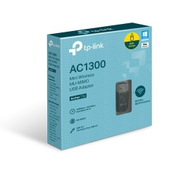 PLACA DE RED WIFI USB Archer T3U MU-MIMO AC1300 Mini