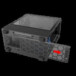 Miniparlante portátil compatible c/Bluetooth Azul Xtech