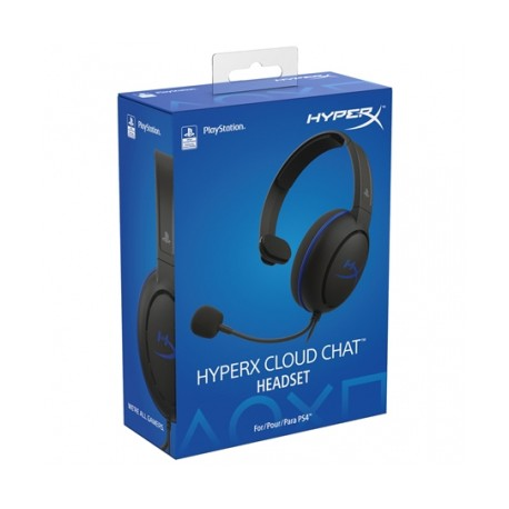 Auricular HyperX Cloud Chat PS4