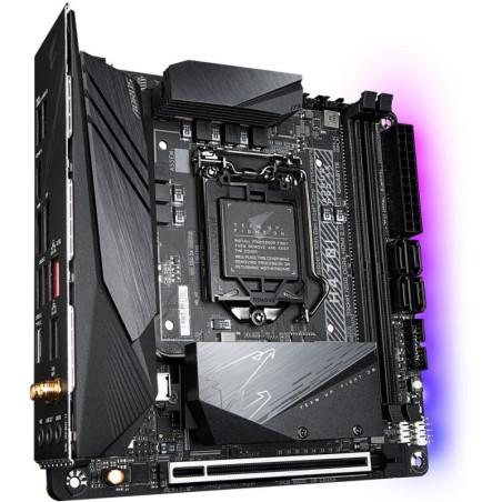 GABINETE GAMER PERFORMANCE 3787 BLACK 4 FAN RGB