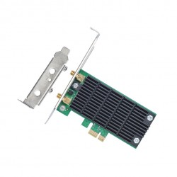 PLACA DE RED WIFI ARCHER T4E P.RedW PCIX AC1200 2 Ant