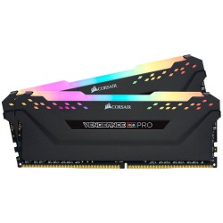MEMORIA DDR4 16GB 3600MHZ CORSAIR VENGEANCE PRO RGB BLACK 2X8 (4852)
