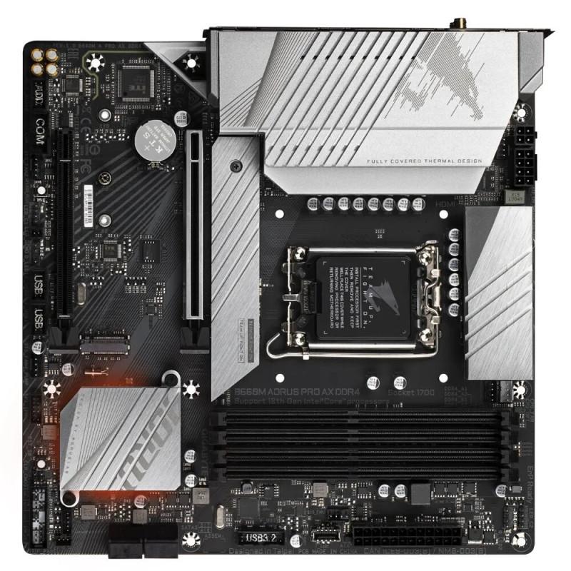 PC INTEL 10ma I5 11400F 8GB 240SSD B460M WIFI GAB GAMER