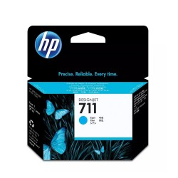 Cartucho HP 711 Cian