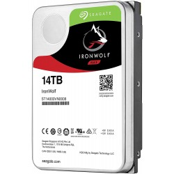 HD SEAGATE 14TB IRONWOLF SATA III NAS