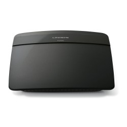 Router Wireless Linksys E1200 300mb Wifi 4 Port