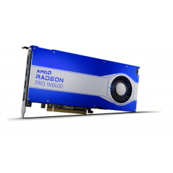 PLACA DE VIDEO  AMD RADEON PRO WX 6600 8GB GDDR6 PCI (SIMIL QUADRO)