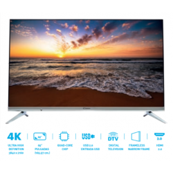 TELEVISION CANDY SMART TV LED 65 4K FRAMELESS 65SV1200