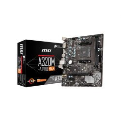 MOTHERBOARD MSI A320M-A PRO MAX