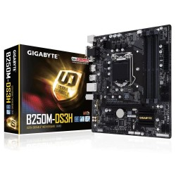MOTHER MB GIGABYTE GA-B250M-DS3H BOX S1151