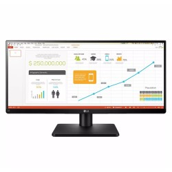 "MONITOR LG 29"" IPS 29UB67 Gamer Full HD"