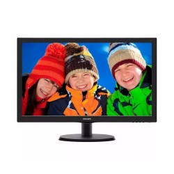"MONITOR LED 22"" PHILIPS 223V5LSB2/77 HDMI- FHD, VGA"