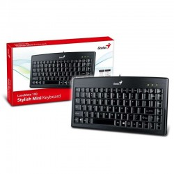 Teclado Genius Luxemate 100 Usb Stylish Mini