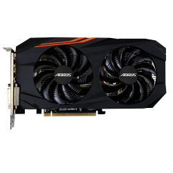 Placa de Video Gigabyte Rx 580 Aorus 8 gb ddr5