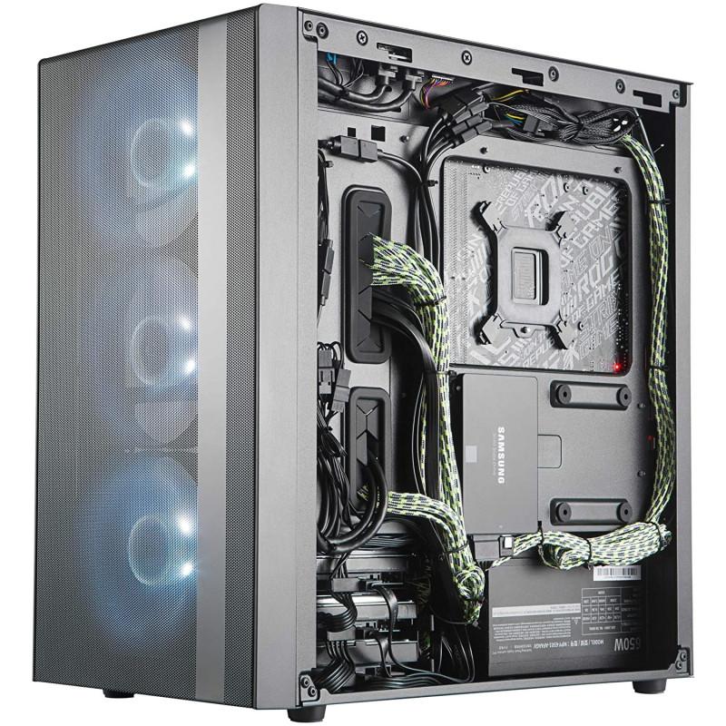 Cooler Gamemax Para Gabinete 120mm Blue Gmx-af12b