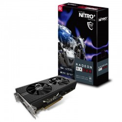 PLACA  DE VIDEO SAPPHIRE RADEON RX 580 NITRO + GTR 4GB