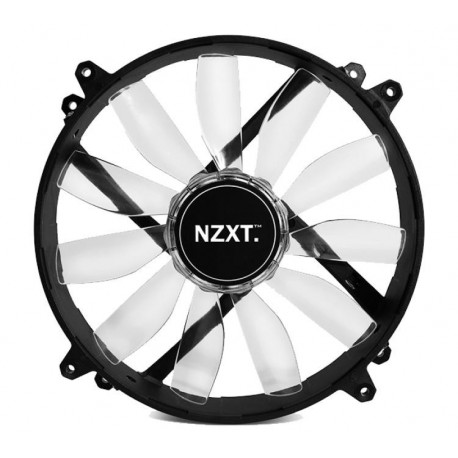 COOLER NZXT AIRFLOW FZ-200 RED