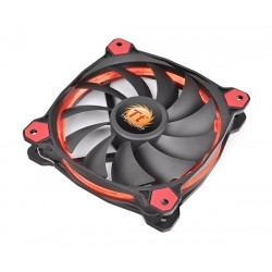 Cooler Cpu Thermaltake Riing Silent 12 Led Red