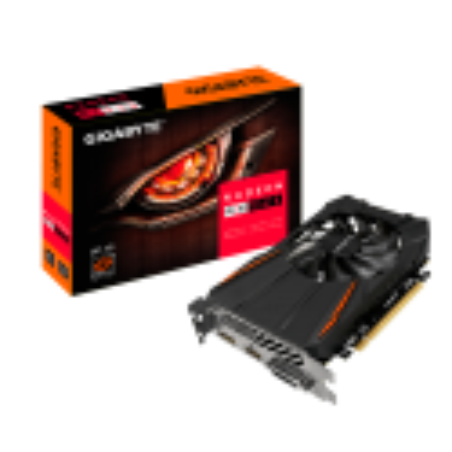 Placa de Video Gigabyte Rx 560 4gb Oc