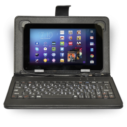 Funda + Teclado para Tablet 10.1 pulgadas Overtech Kmt - 10