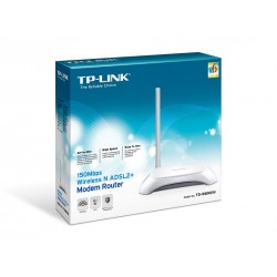 Modem Adsl Router Td-s8901n Tp - Link 150m Wireless 5Dbi