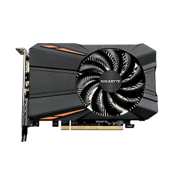 Placa de Video Gigabyte Radeon Rx 550 2Gb Gddr5