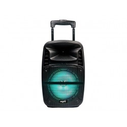 Parlante Portatil Nisuta Carrito Mp3 Bluetooth karaoke Fm