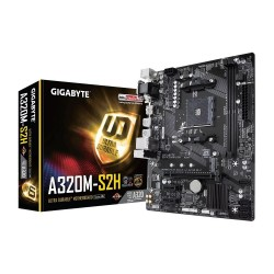 MOTHER GIGABYTE A320M-S2H AM4