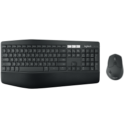 Combo Teclado y Mouse Wireless Logitech Performance Mk850