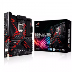 Mother Asus B360 H Gaming Rog Strix s1151 8va Crossfire Rgb