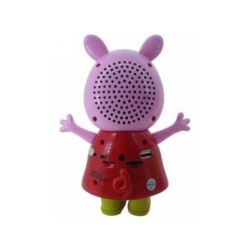 Parlante Peppa Pig S-10 Usb Radio Liquidacion