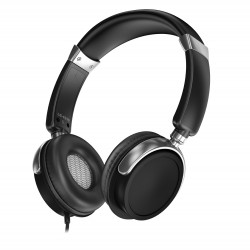 Auricular Sentey Phaint Black Ls 4230 Black 3.5mm