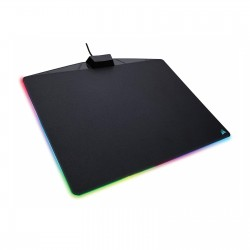 Mouse Pad Gamer Corsair Mm800 Polaris Rgb Black Usb