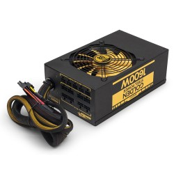 Fuente Sentey 1600W GSP1600 HM Golden Steel Power 80 Plus Gold