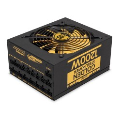 Fuente Sentey 1200W Golden Steel Power 80 Gold Modular
