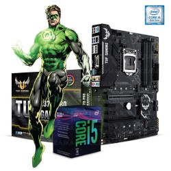 COMBO ACTUALIZACIÓN INTEL i5 8600K + MOTHER+ 8GB