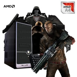 PC AMD A4 400 - 500GB 4GB