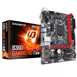 Motherboard Gigabyte B360m Gaming Hd s1151 8va Ddr4