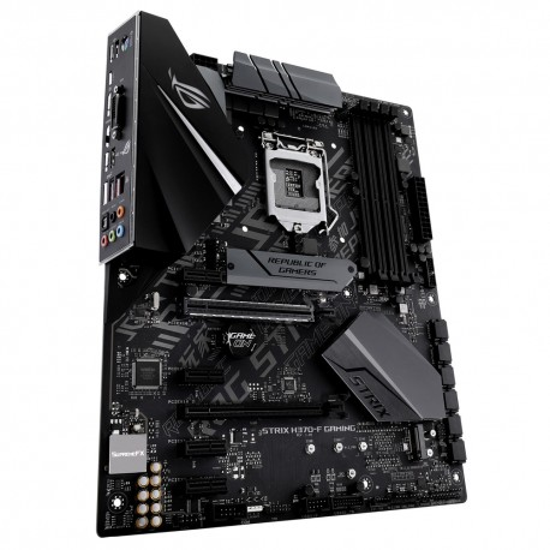 Motherboard Asus H370-F Gaming Rog Strix 8va Optane