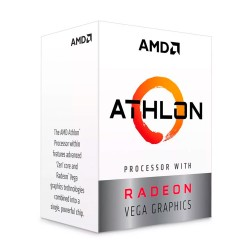 COMBO AMD ATHLON + 4GB DDR4 + MOTHER