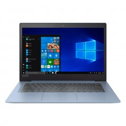 NOTEBOOK LENOVO IDEAPAD 120S N3350 4G 32GB 14` WIN 10 IP 120S 14IAP MODEL 81A5 COLOR BLUE