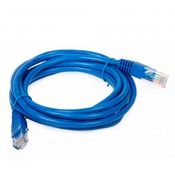 Cable Utp X MTS NEXXT Cat 6 color Azul