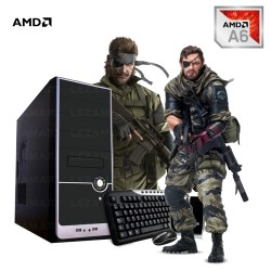 PC GAMER AMD A6 9500 1TB4GB DDR4