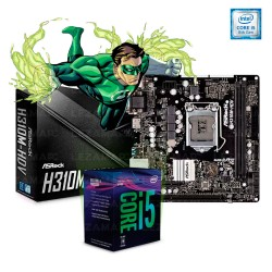 Combo INTEL CORE I5 8400 + 8GB DDR4